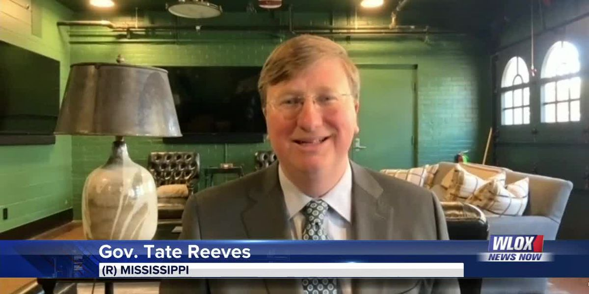 A conversation with Gov. Tate Reeves - Part 2