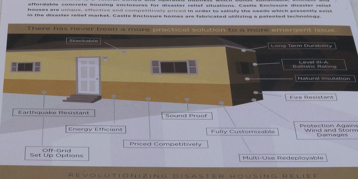 Coast company makes plans to help house refugees