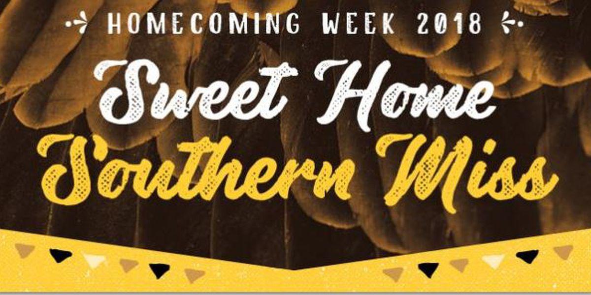 USM kicking off Homecoming week activities