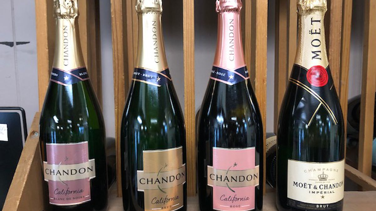 champagne flies off shelves ahead of new years eve
