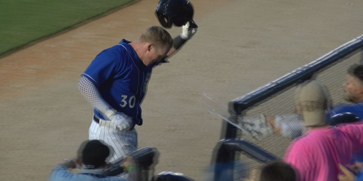 Cooper's first two homers of the season spark comeback victory for Shuckers