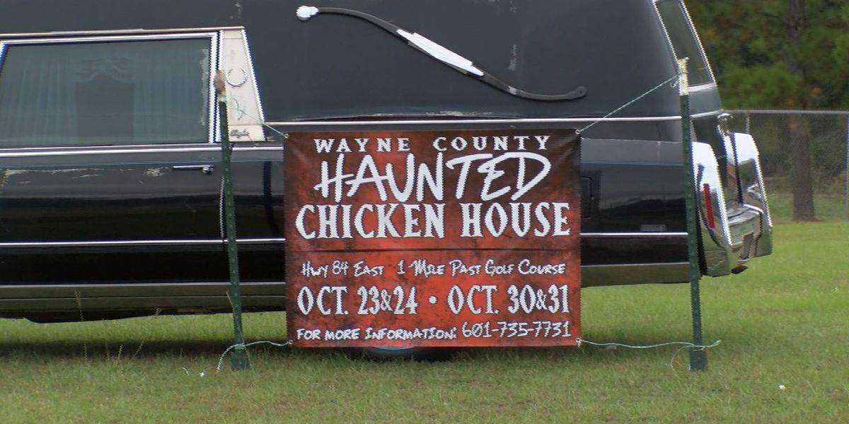 Haunted Chicken House to benefit Wayne County firefighters