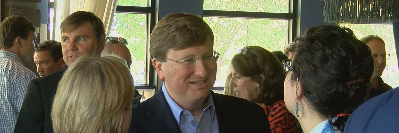 Tate Reeves prepares for primary runoff