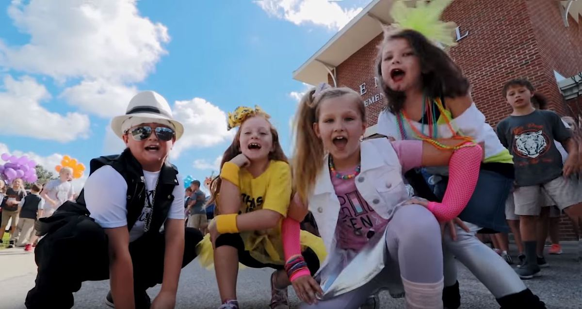 George County Students Celebrate Hard Work, Big Dreams With Music Video