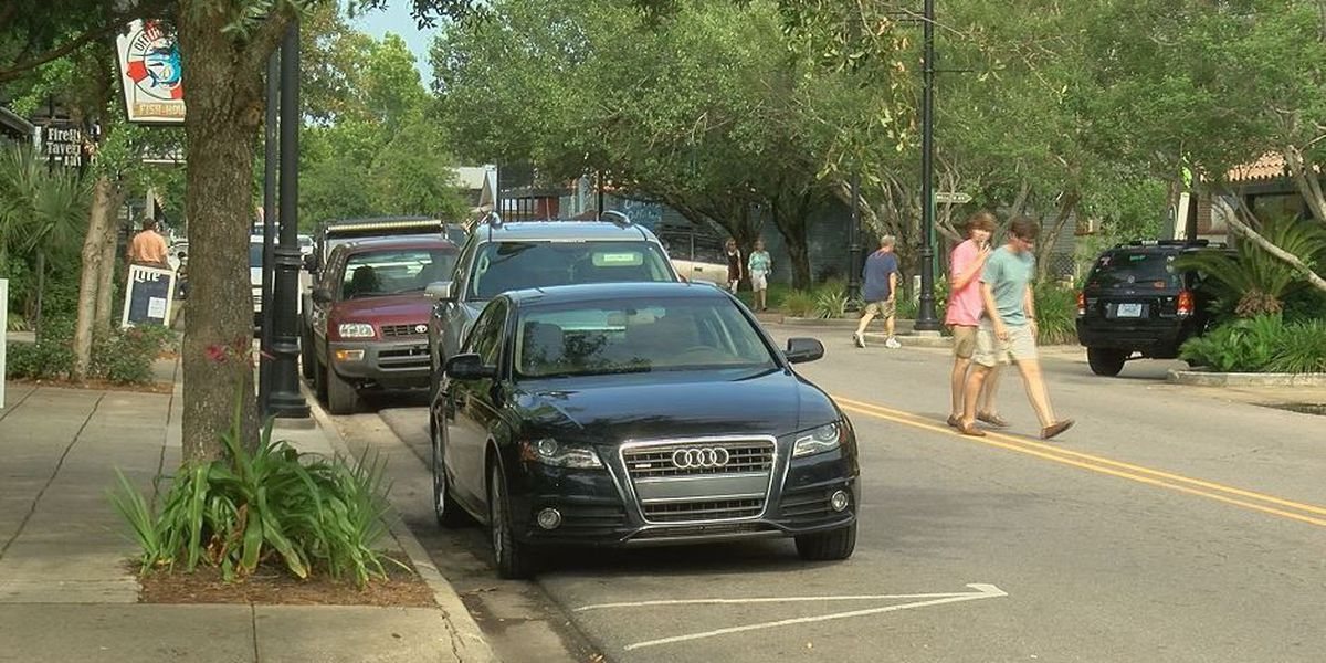 Ocean Springs officials want to make public parking easier