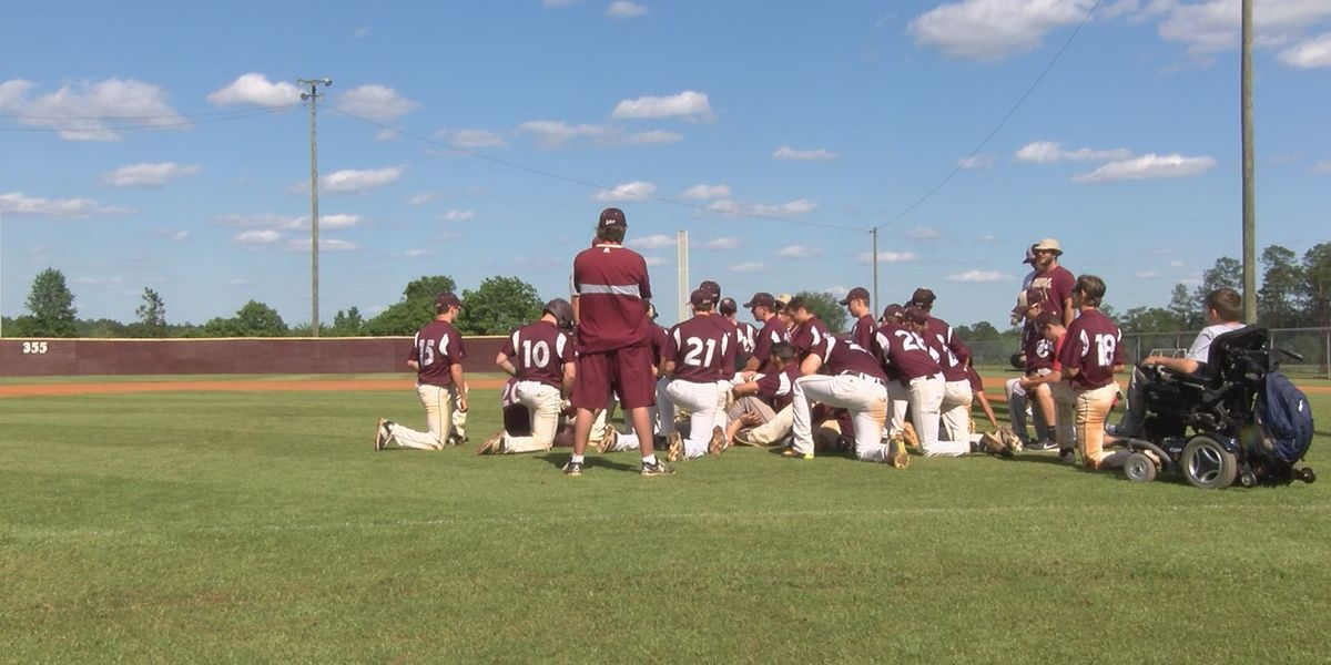 Ethan's Corner: George County sophomore is the baseball team's top supporter