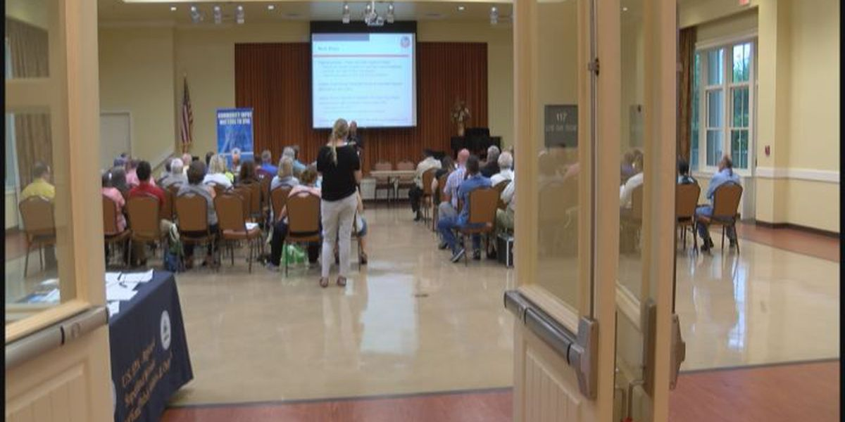 EPA holds first public meeting on old MS Phosphates plant