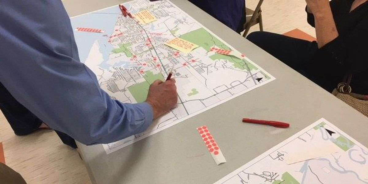 Dozens of Jackson County residents share thoughts on outdoor improvements