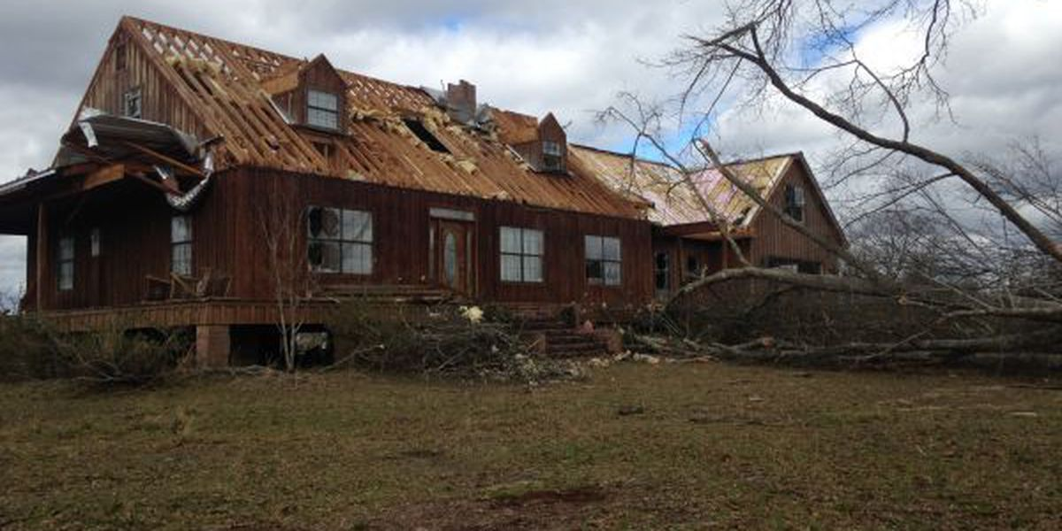 Pearl River County residents recall storm