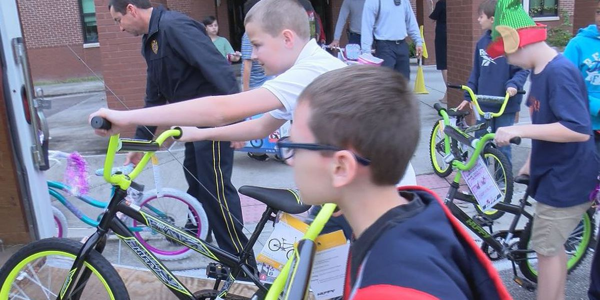 Long Beach bike donation competition brings out the best to make Christmas a little happier