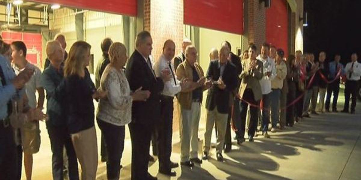 D'Iberville celebrates opening of new fire station