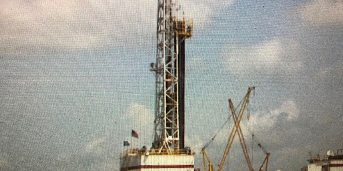 Gulf oil leases take a 35 percent dip