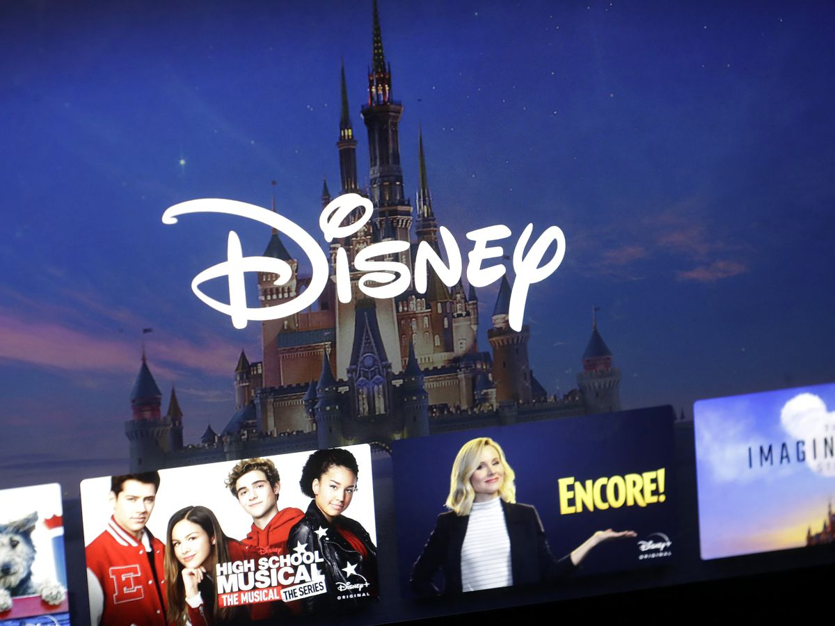 Disney Plus user accounts found on hacking sites