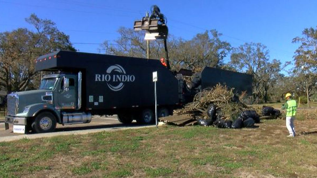 Hurricane Zeta cleanup continues two months after storm