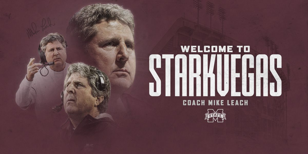 Mississippi State introduces new head coach Mike Leach