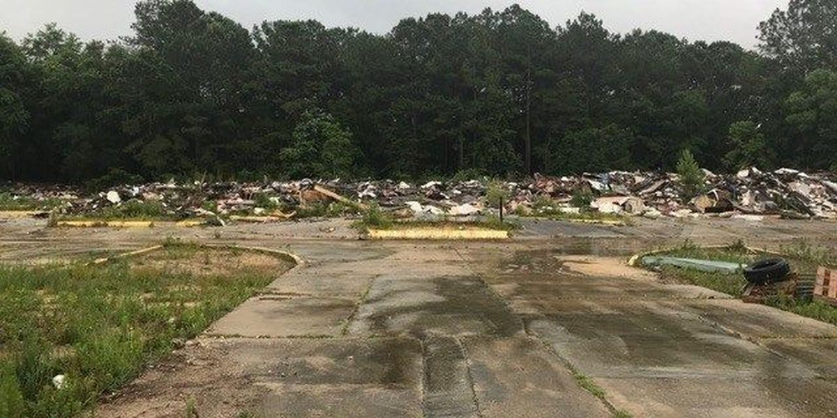 Jackson County set to open bids for hotel debris removal