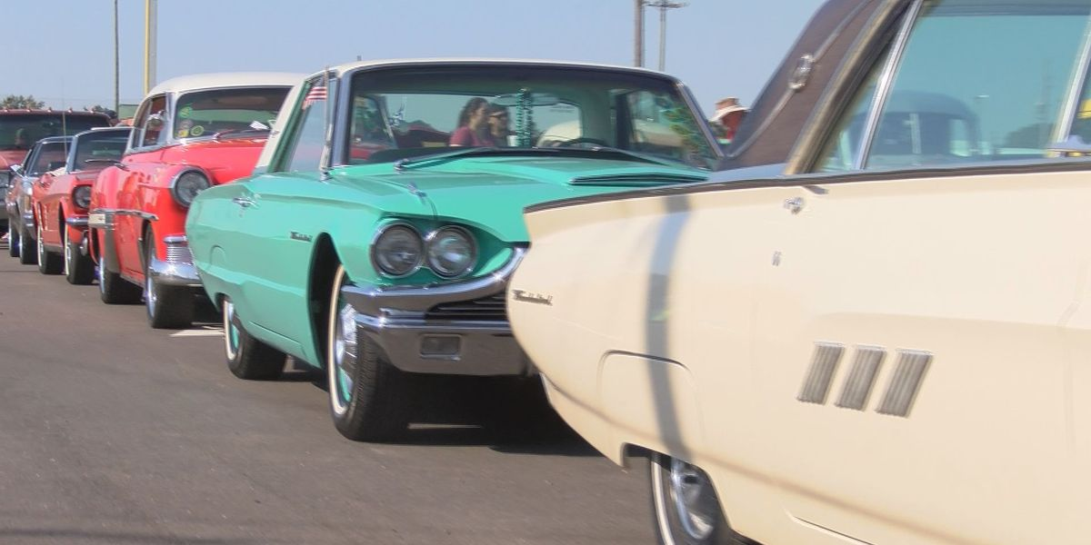 Long Beach takes center stage for day two of Cruisin' the Coast