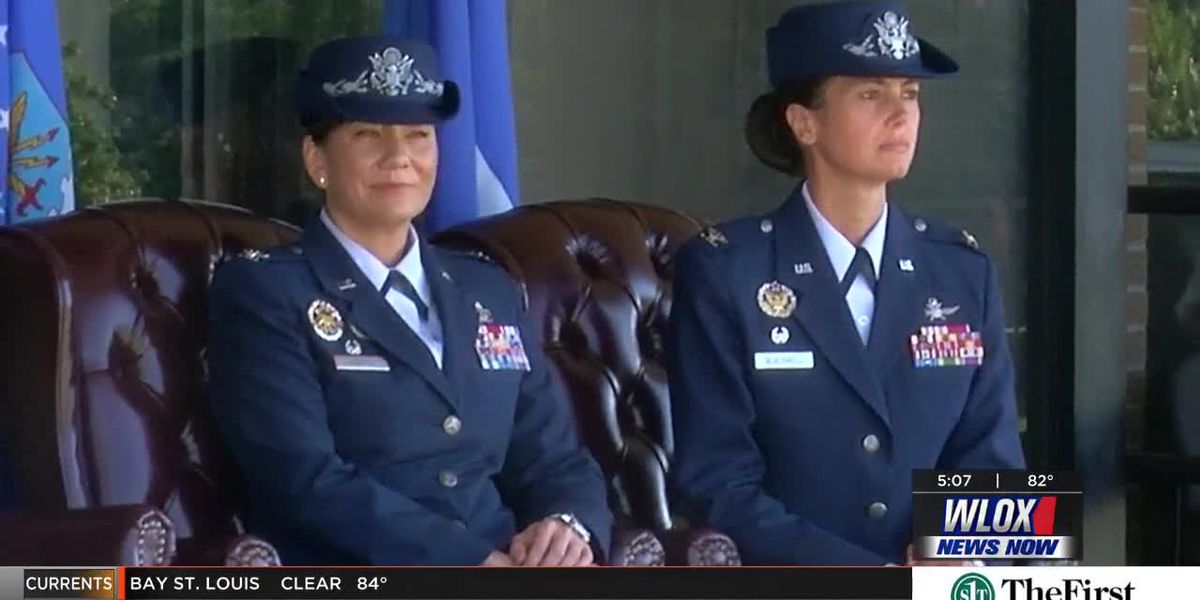 New commander named at Keesler Air Force Base