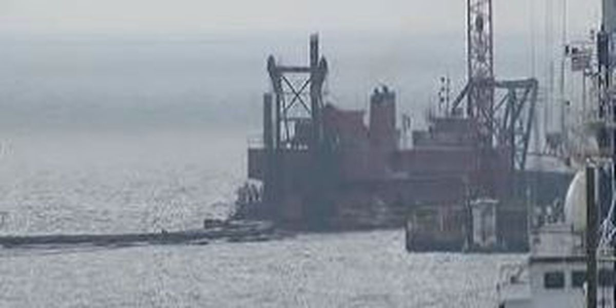 Dredging project completed at Port of Gulfport