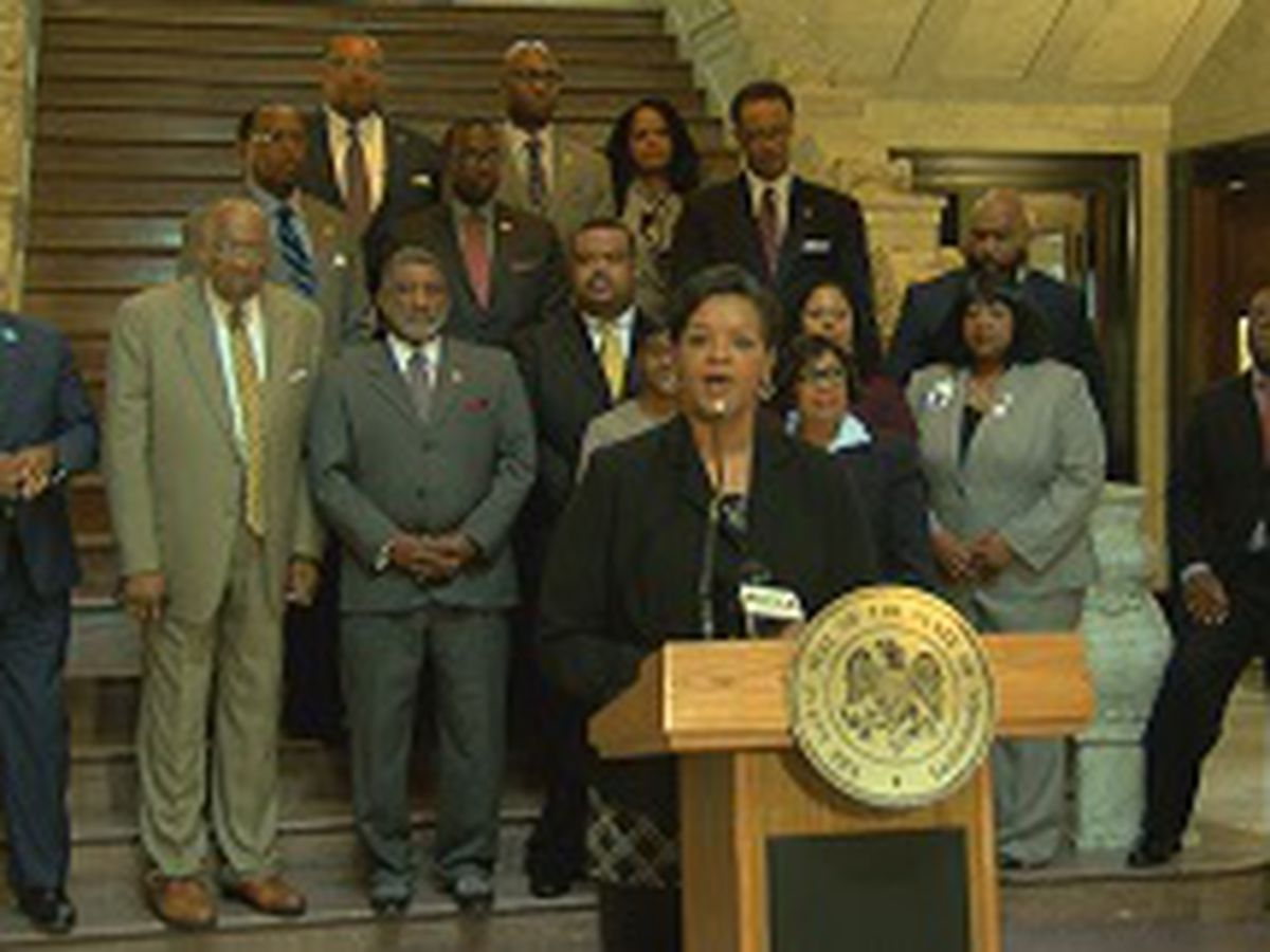State lawmakers want legislative session suspended