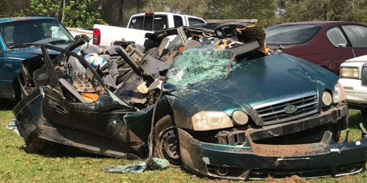 Children, teen killed in Lucedale crash identified