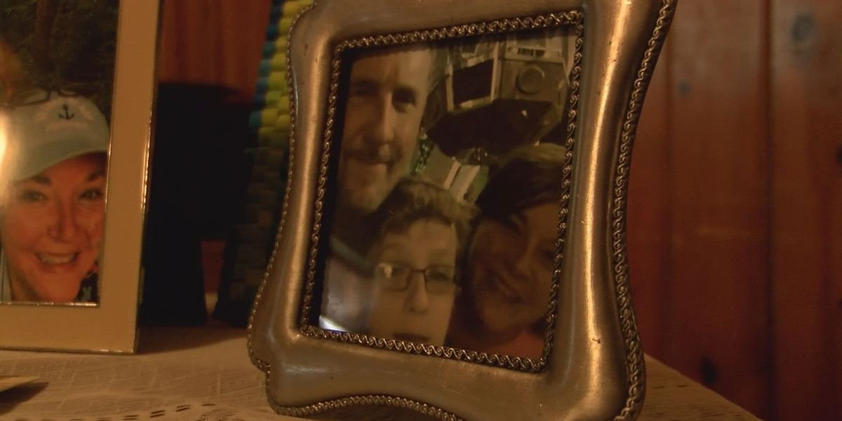 Mourners celebrate the life of a man who helped others change their lives