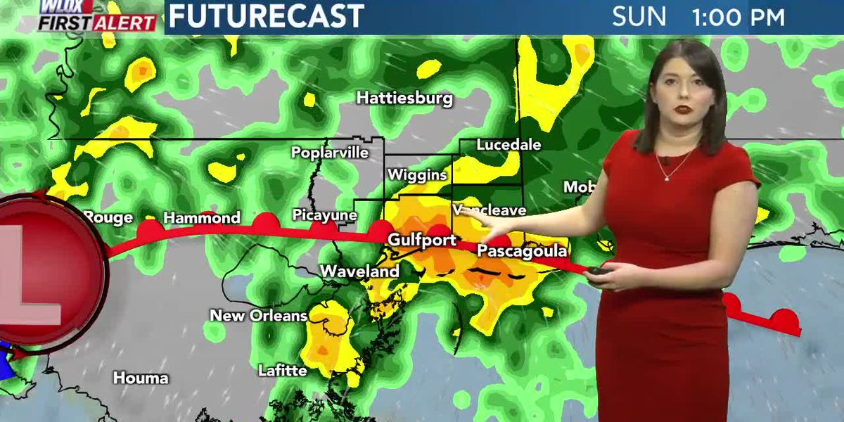 Taylor's Saturday GMM First Alert Forecast