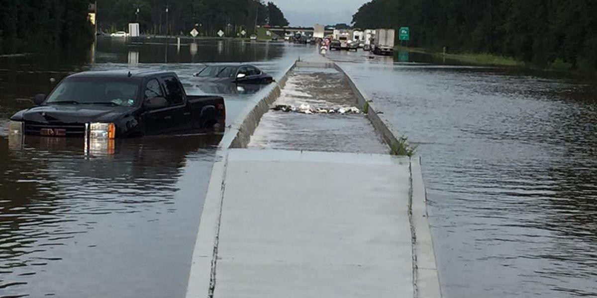 Trucker recalls more than 24 hours spent on Louisiana Highway