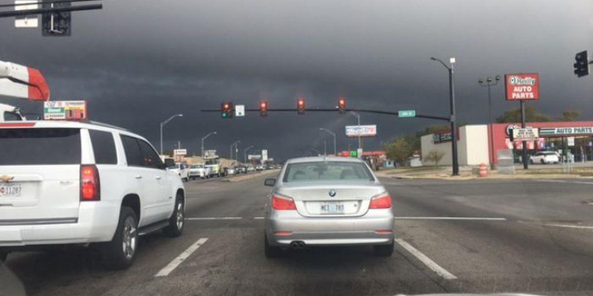 Harrison County tornado warning expires