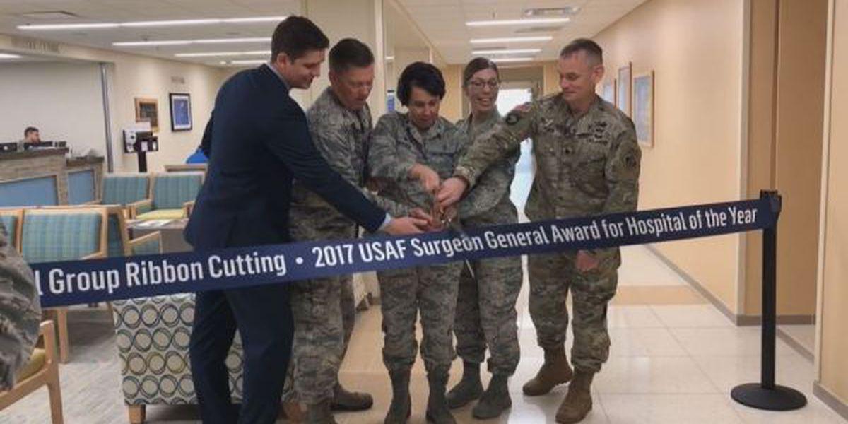 Keesler AFB Medical Center celebrates $80 million renovations