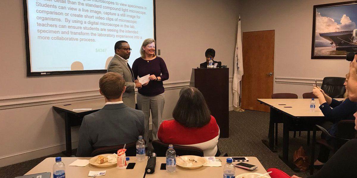 Ingalls awards $101K in STEM grants to schools