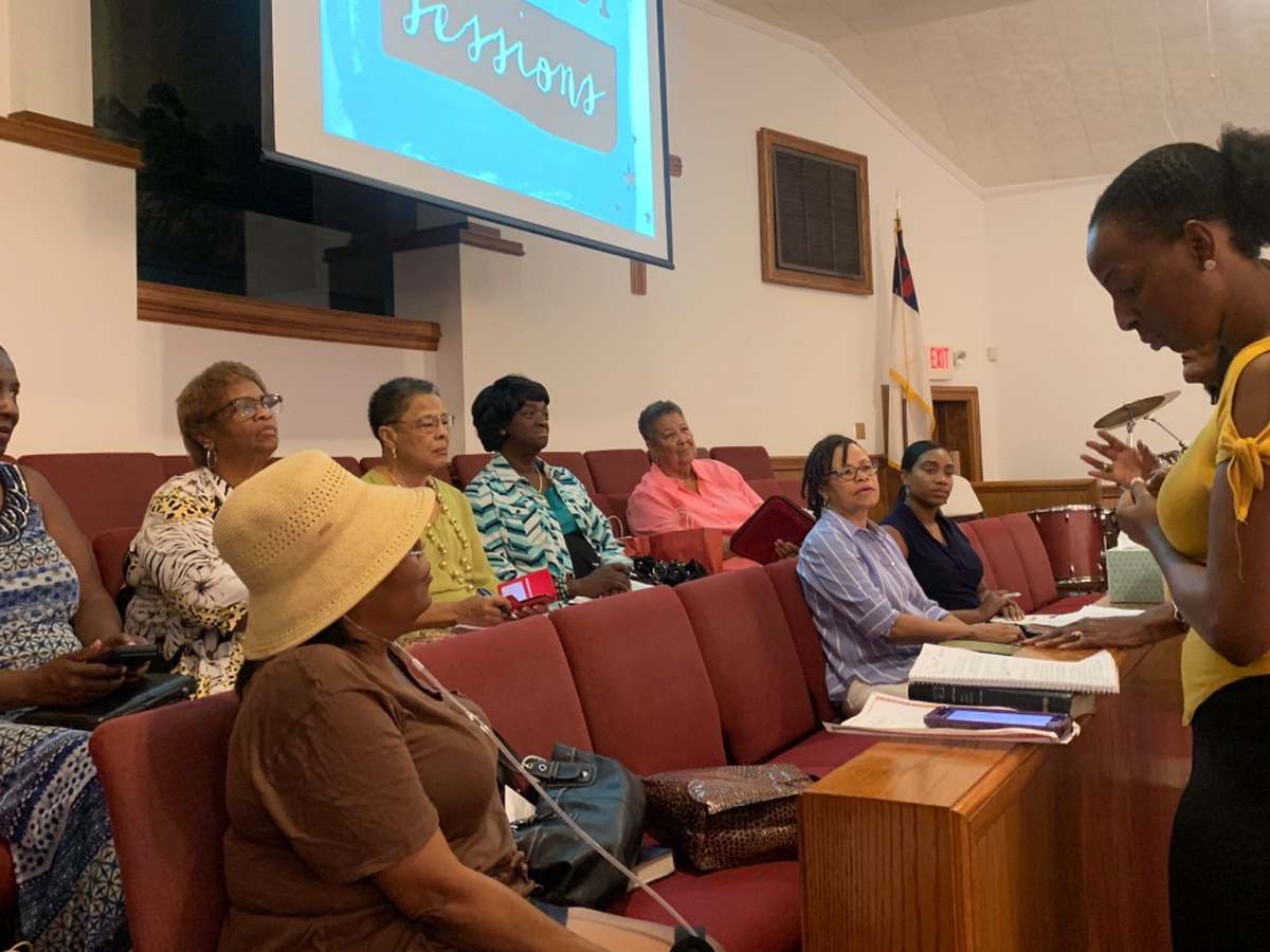 Biloxi church's Women's Conference empowers women to 'do all things with love'