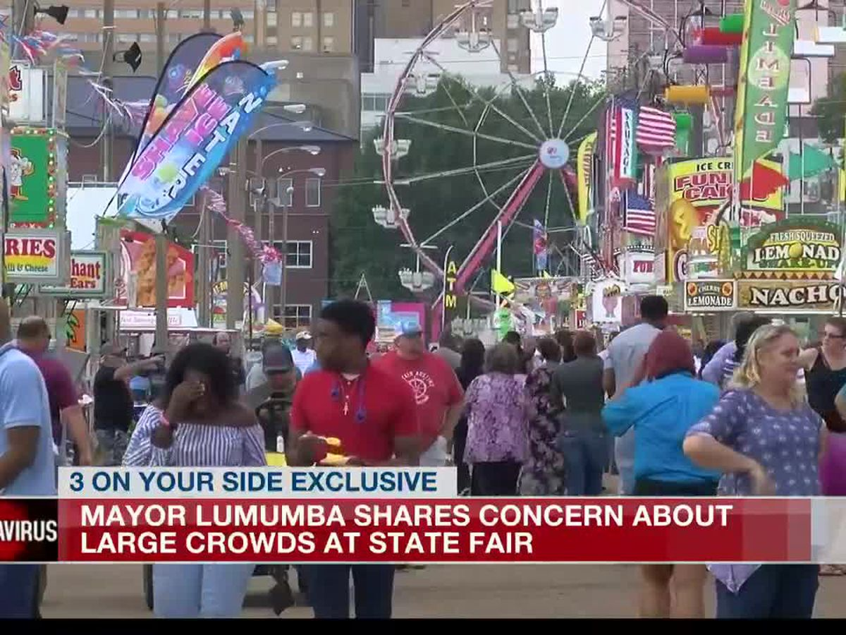 Mayor Lumumba concerned about State Fair, says it puts city in 'uniquely dangerous position'