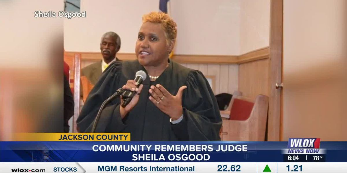 Judge Osgood remembered for her positivity and fairness
