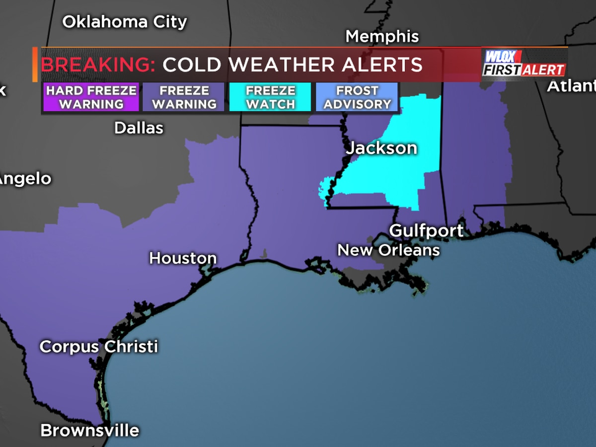 Cold Alert: First fall freeze tonight