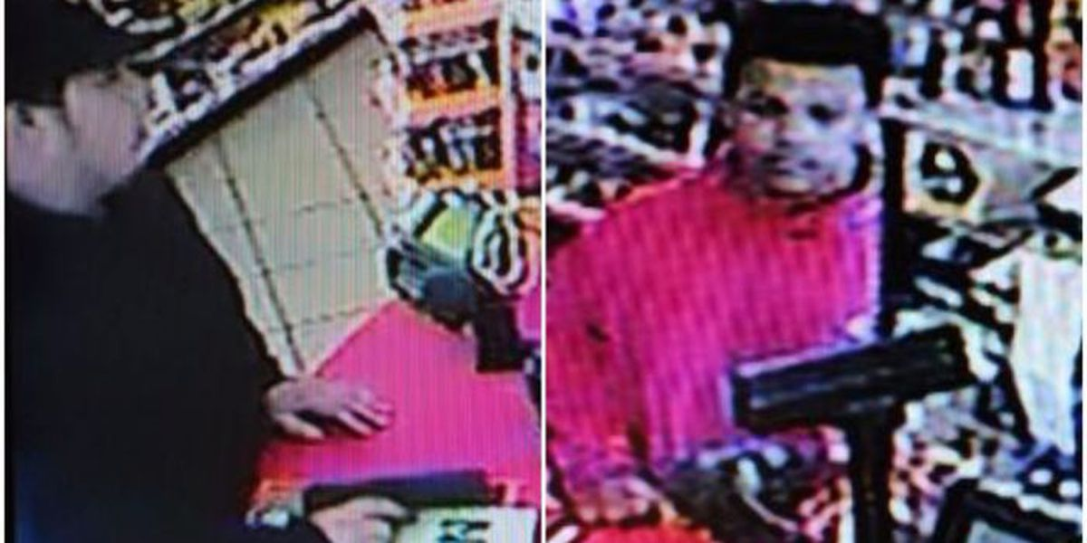 Bay St. Louis gas station robbed at gunpoint; suspects sought
