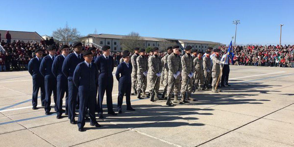 Celebration marks 75 years for Keesler Air Force Base