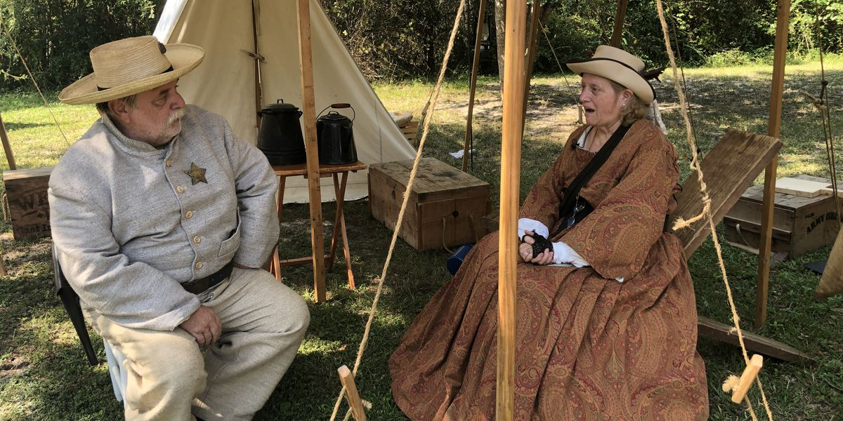 South Mississippi Strong: Living historians bring the past to life with annual Fall Muster
