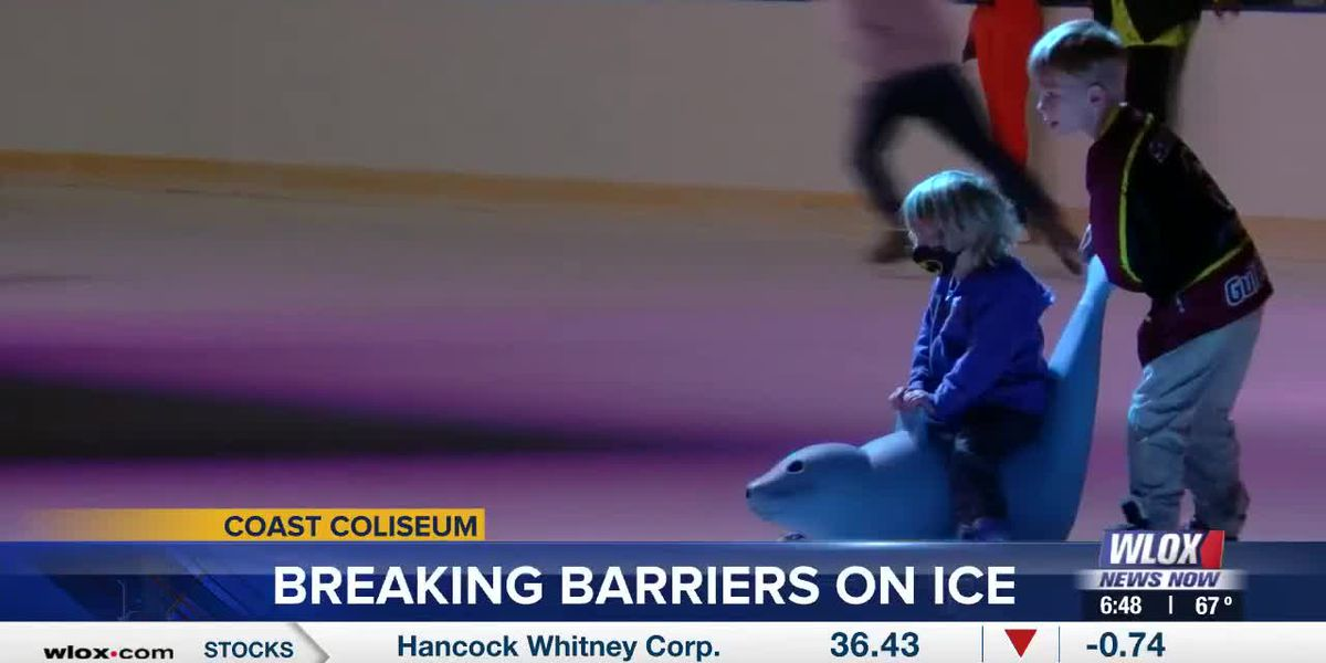 Unique ice skating experience opening at Coast Coliseum for people of all abilities