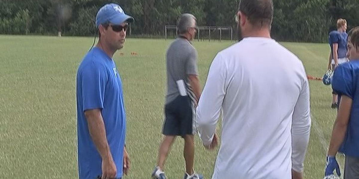 Familiar face takes over the reigns for Vancleave High football