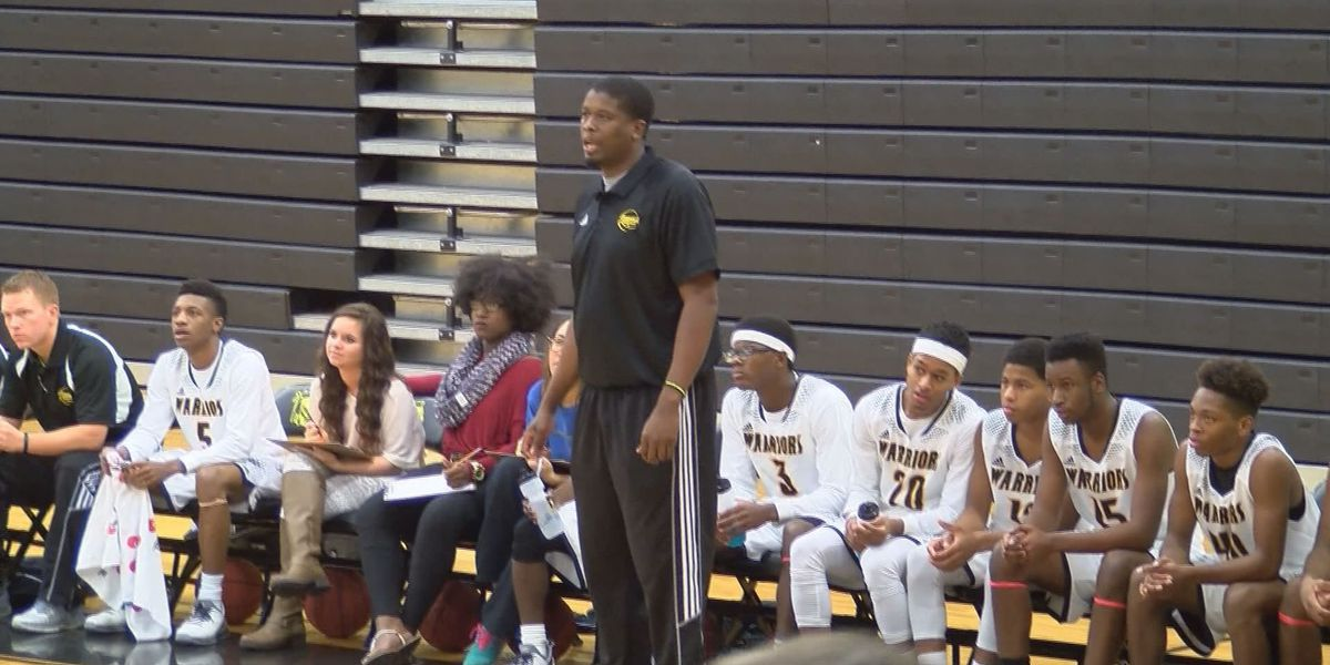 Lorenzo Wright is the new boys basketball coach at Pascagoula High School