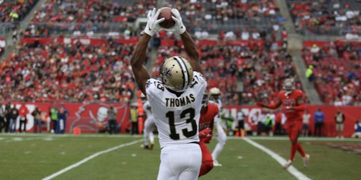 Saints return to their winning ways with emphatic victory over the Bucs