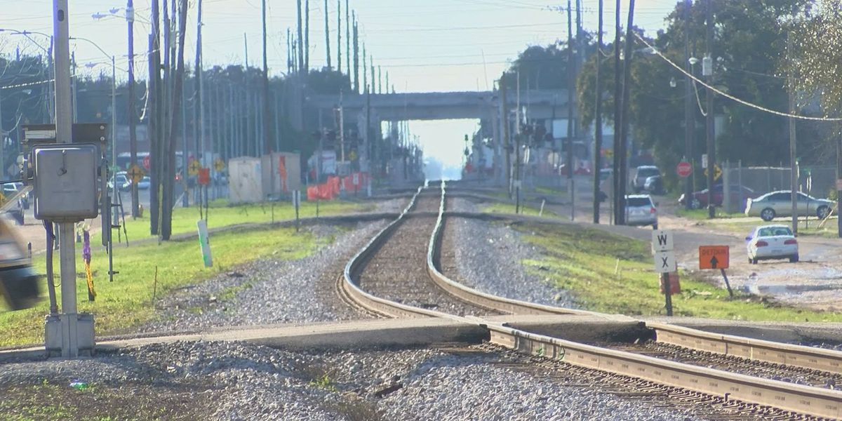 Study identifies which Biloxi railroad crossings may close