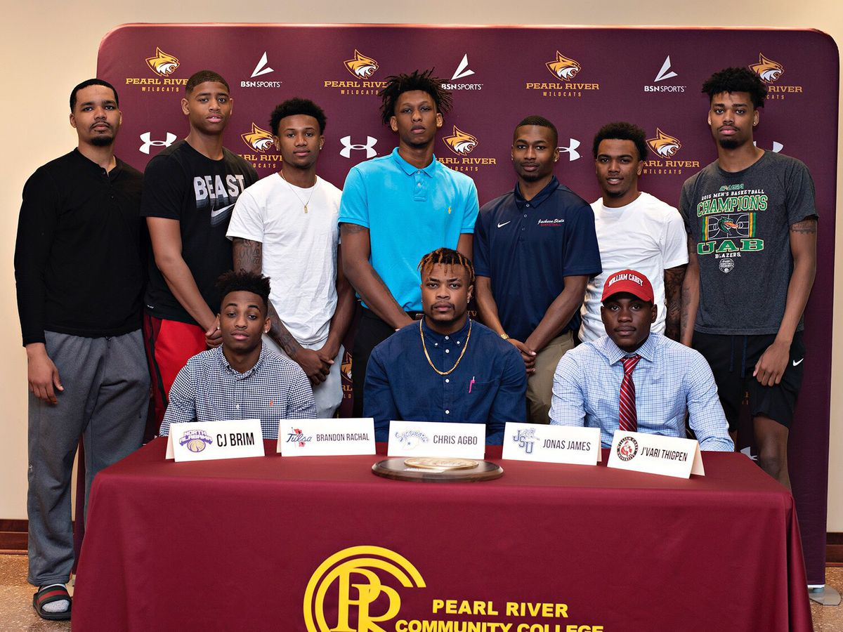 Pearl River caps off historic season, sends seven to the next level