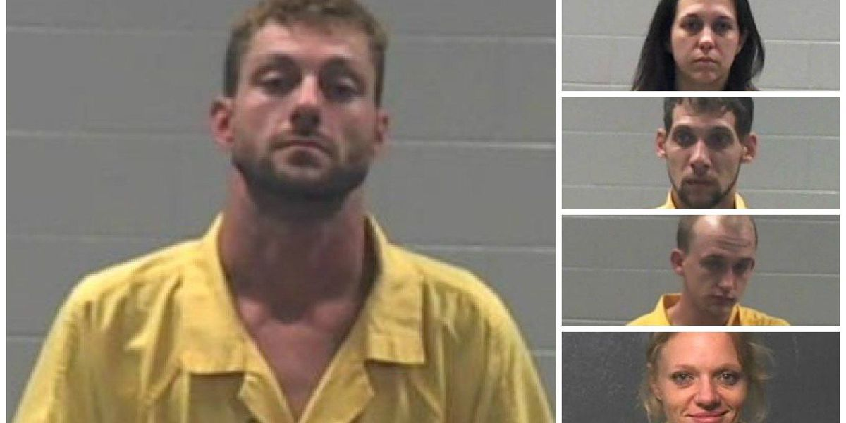 Auto theft ring broken up by Jackson County deputies
