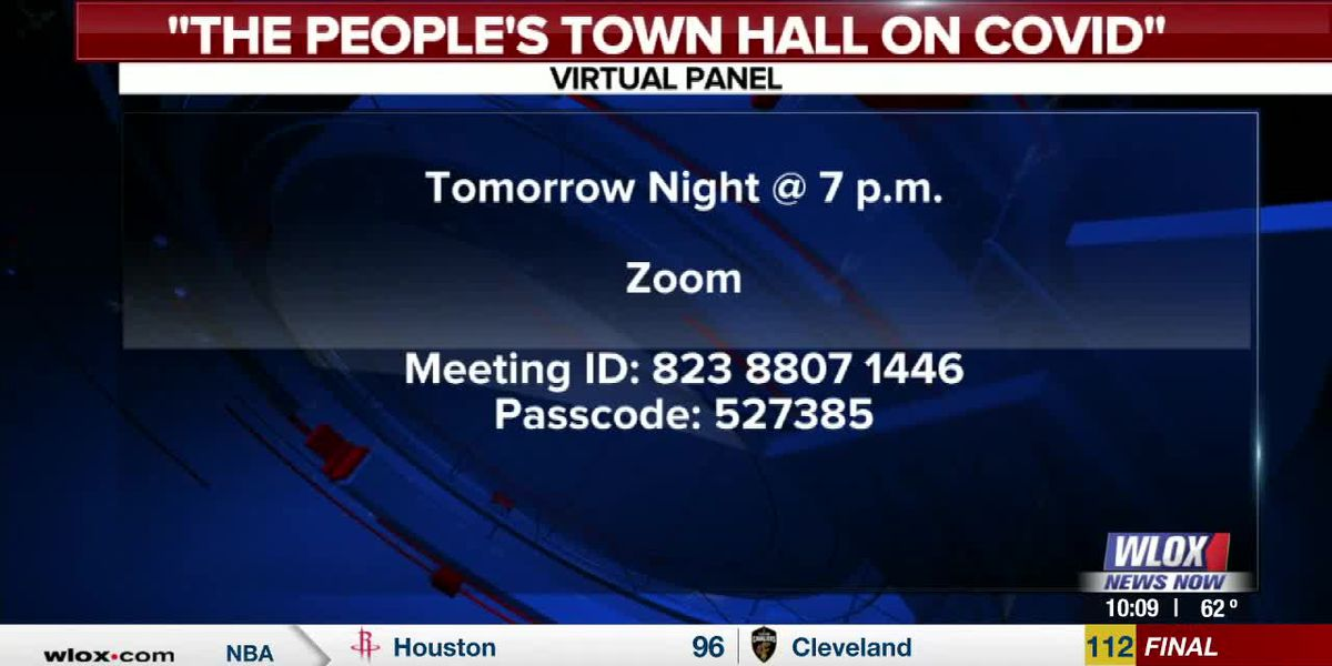 People's Town Hall to help answer questions about COVID-19 and the vaccine