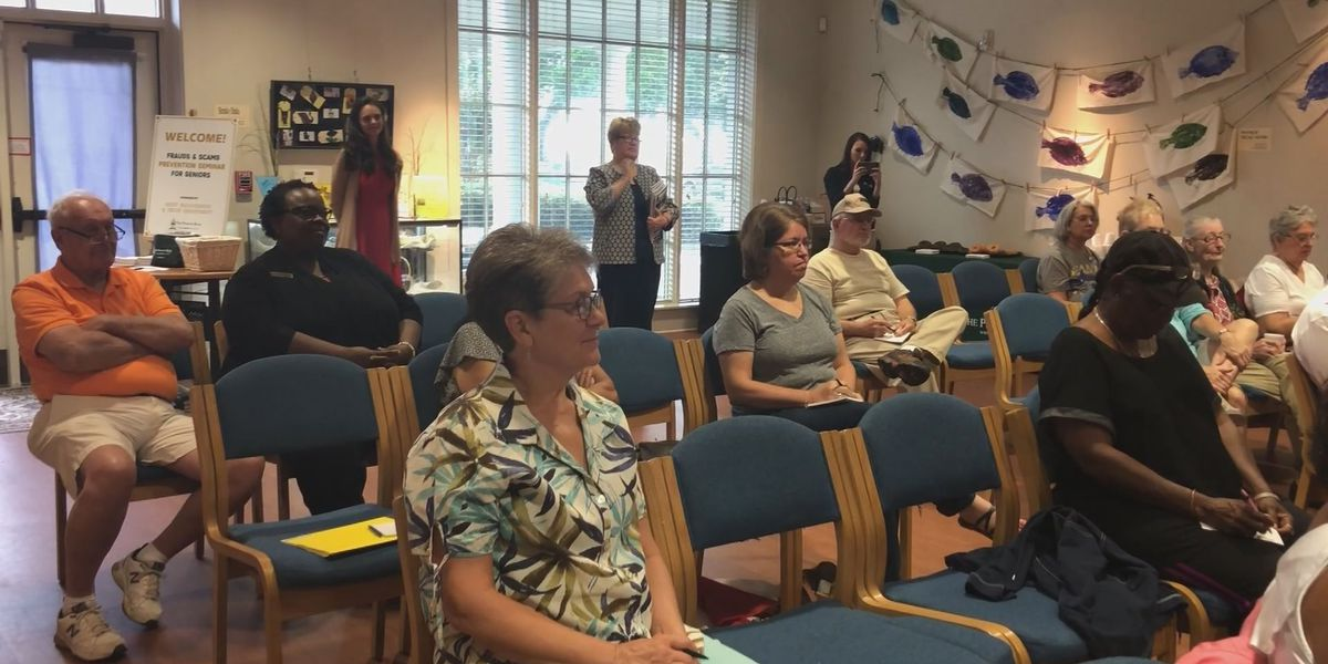 Peoples Bank hosts fraud prevention seminar in Pass Christian