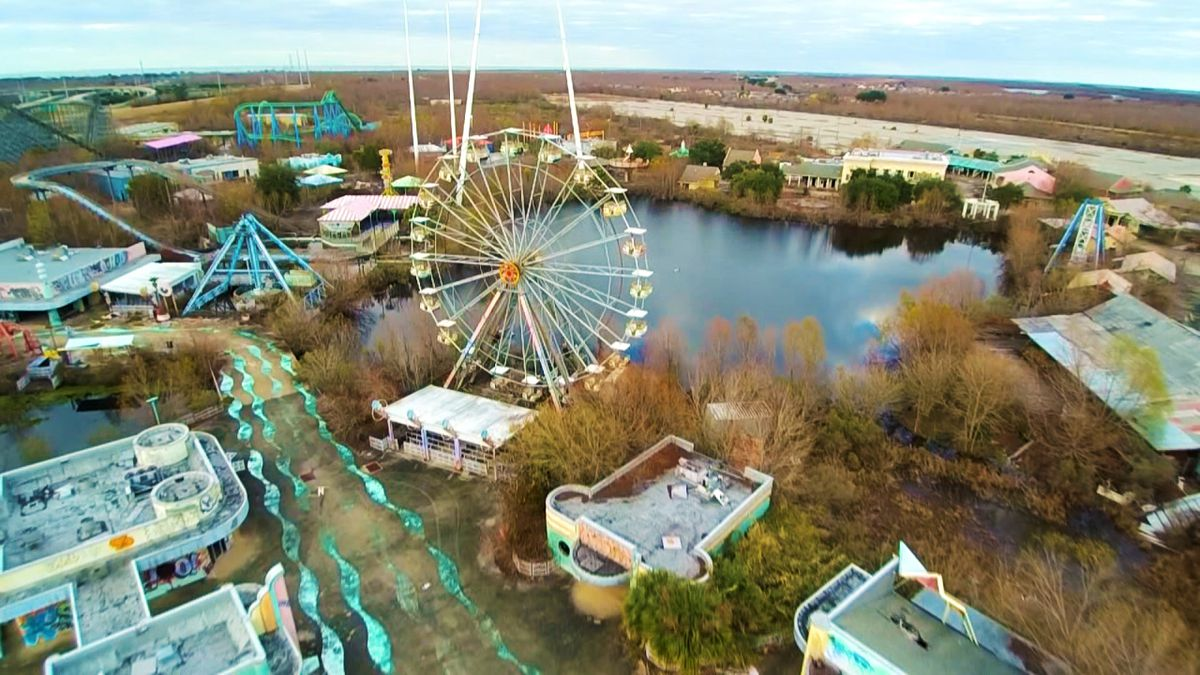 Abandoned Six Flags New Orleans Could Soon Be Demolished