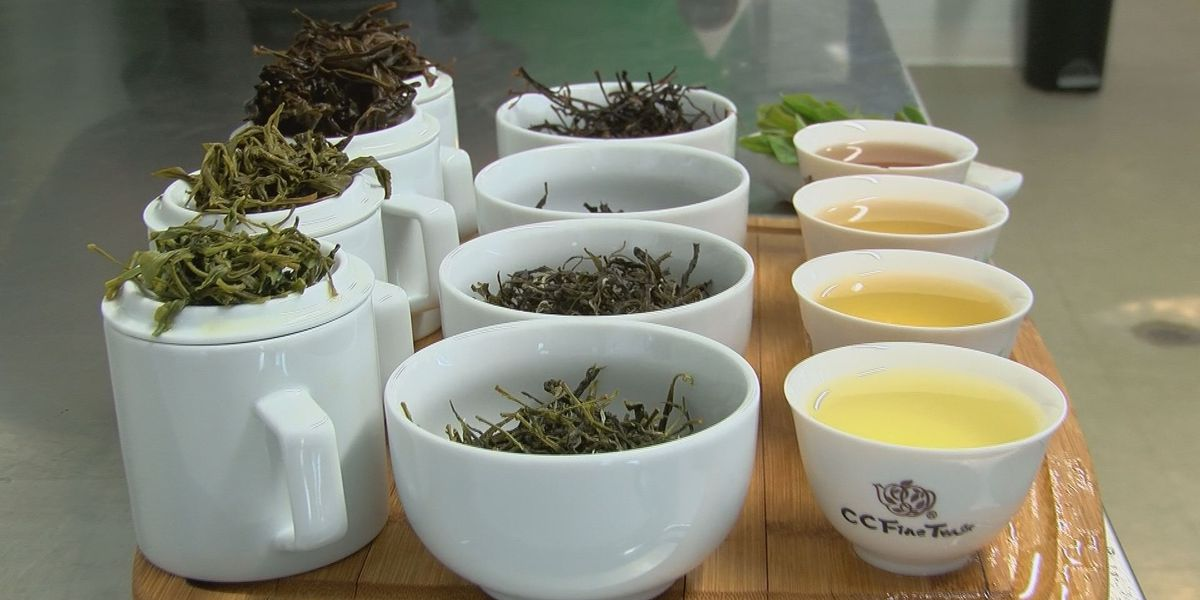 Lincoln County specialty tea farm finds niche for their product worldwide