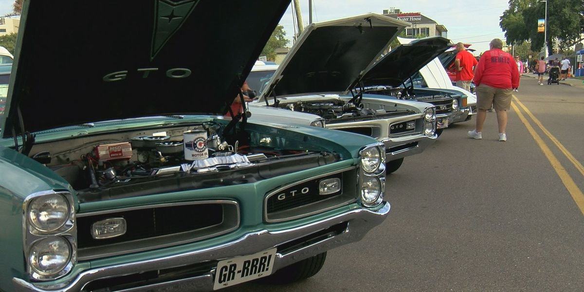 Biloxi's Cruisin' Block Party revs up good vibes